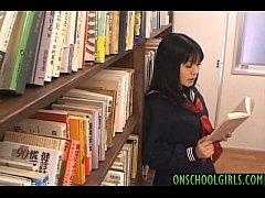 Saya Misaki arouses crack with vibrator under s...