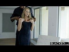 BLACKED Petite Blonde Shawna Lenee Screams On H...