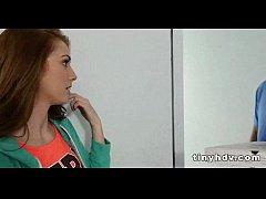 Redhead teen pussy Natalie Lust 7 91