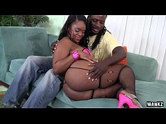 WANKZ - Samone Taylor Enjoys Working Big Black ...