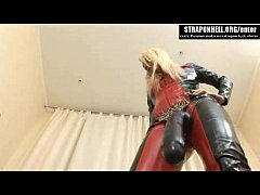 Strapon Hell - Crazy Russian mistress fucks her...