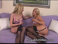 Naughty Girls Fuck Each Other To Orgasm