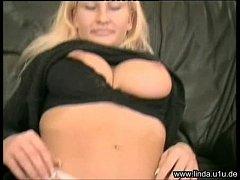 Smoking Hot German Blonde