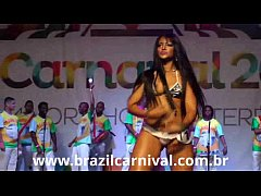Solo Power Dance Brazilian Samba Dance Performa...