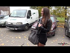 Takevan Party girl need big cock and creampie t...