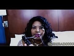BBW Bonnie Blaze Solo Play