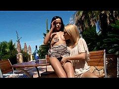 Wild Seduction by Sapphic Erotica - lesbian love porn with Natie - Angellina