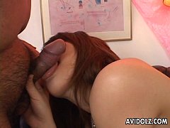 Sexy Big Tit Nanami Takase Hardcore With Creampie!