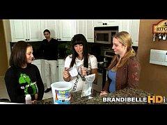 Playing Around with a Male Masturbator Brandi B...