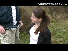 real teen first video casting