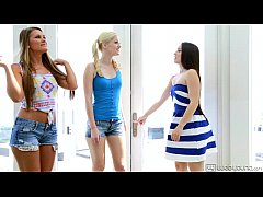 Lola Foxx, Aubrey Star, Charlotte Stokely and A...