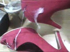 Cum on Heels Shoes GirlFriend