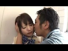 japanese chick got horny at home