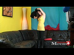 Porn Interview with Teen-Model Cleopatra 18y