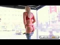 Hot Briana Banderas has Hardcore Sex in Public ...