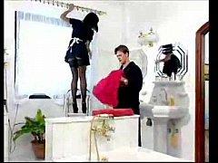 Hot Maid in Stockings - Natural-Penis-Enlargeme...