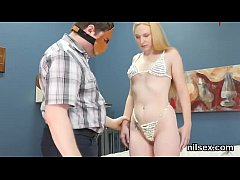 Kinky girl was taken in anal nuthouse for harsh therapy