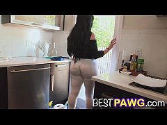 Whole Lotta Ass with Big Booty Latina BestPawg.com