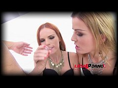 Samantha Joons & Susan Melo 0% pussy   piss drinking (only anal fucking) SZ623