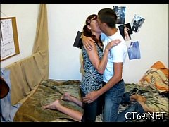 Young legal age teenager having sex movie scenes