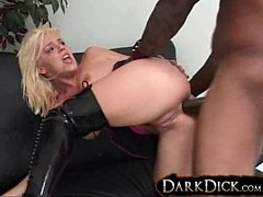 Interracial Missy Monroe Anal Fucking
