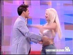 Sabrina Sabrok celebrity biggest breast in the world, interviews