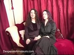 Lucia and Zayda