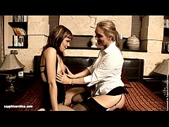 Seduced Coworker - by Sapphic Erotica lesbian s...