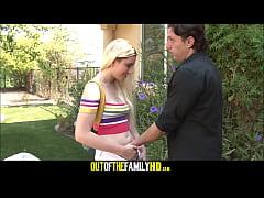 fucking teen daughters best friend outside