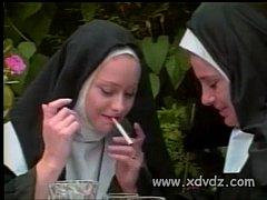 Nun Asks Fellow Sisters To Spank Her Bare Ass P...