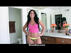 ShesNew - Bubble Butt Ava Alvares Loves Hardcor...