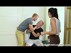 Make Him Cuckold - Busted tube8 and redtube mad...