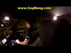 Fake Cop Fucks Unsuspecting Female