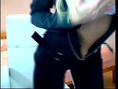 Webcam Blonde
