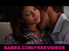 Thin young model Veronica Rodriguez makes love ...