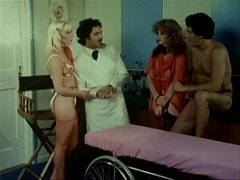 Lisa Deleeuw Danielle Rodgers and Ron Jeremy in...