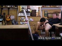 Gay  boy self blowjob gay boy Dude moans like a...