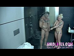Compilation de duchas 2º Reality show del torneo. Gran hermano porno , big brother. Noemi Jolie