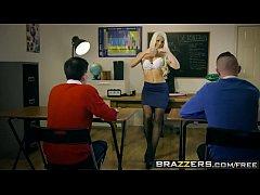 Brazzers - Big Tits at School - Teacher Tease s...