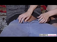 Babes - Step Mom Lessons - Bed of Roses starrin...