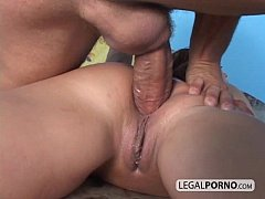 Redhead wants it hard in the ass NL-1-04