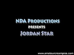 Jordan Star Creampied Pussy