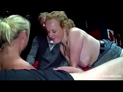 German Old and Young Couples Fuck in Swinger Club