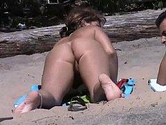 Nudist beach Canada 4-8
