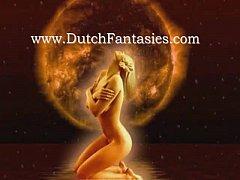 Dutch MILF Loves Hardcore Sex