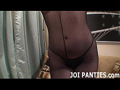my panties are hot and expensive joi