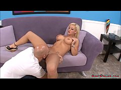 Big titted Cali Cassidy Gets Fucked Hard