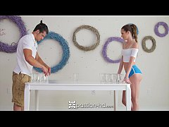 Passion-HD - Pong game turns naughty with Jenna...