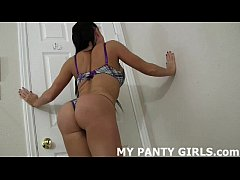 I notice the way you always try to peek at my panties JOI