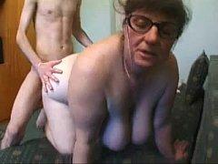 big tit granny and the handyman from DesiresBBW...